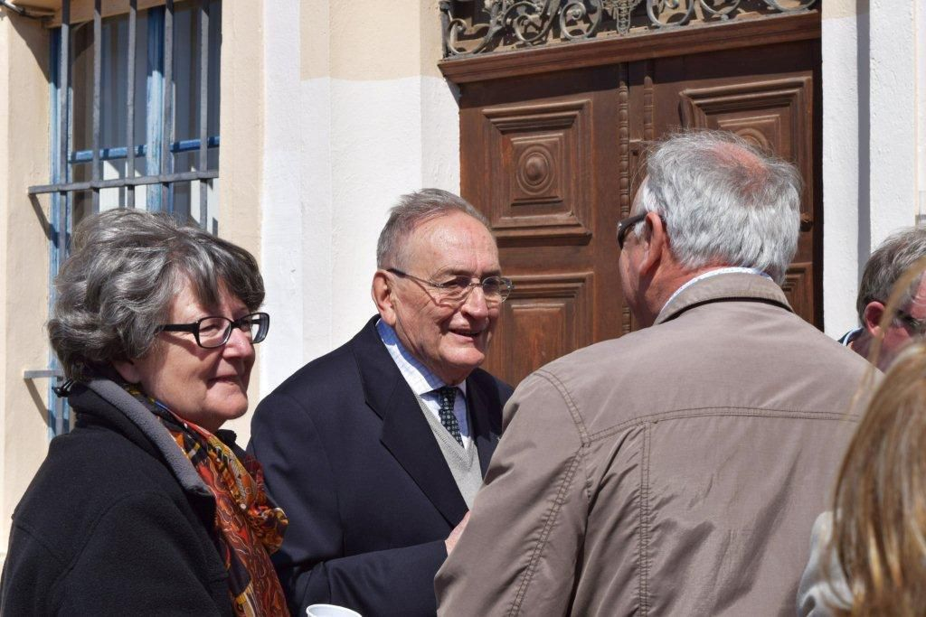 30 ANS DE DIACONAT D'ANDRE LIGONY : LES PREMIERES PHOTOS