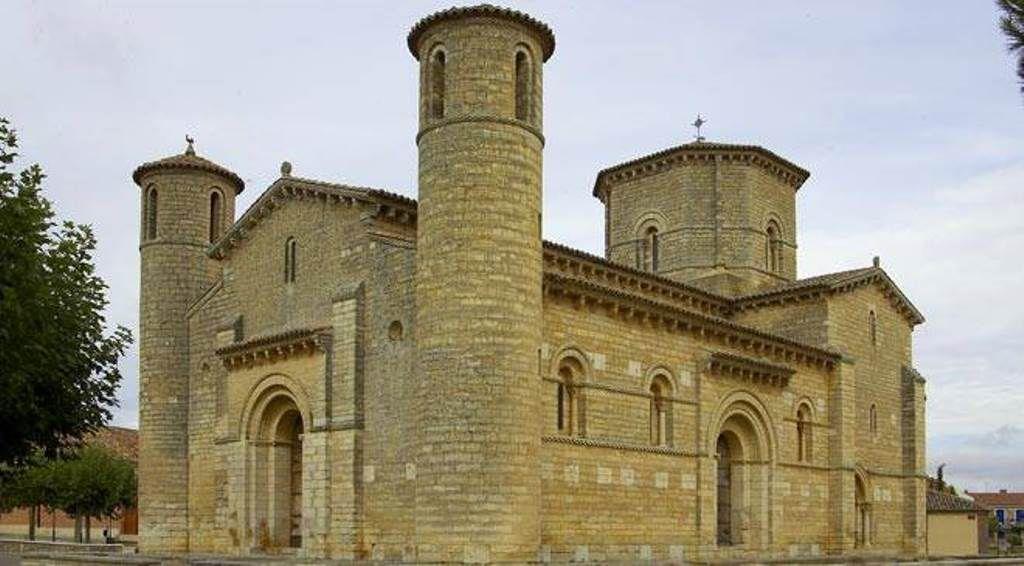 Eglise Saint Martin de Fromista.