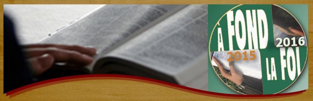 Pour découvrir le Christ dans les Ecritures, le Parcours initial aborde successivement dix thèmes fondamentaux pour la foi chrétienne : la Création, l'Alliance, les figures de l'attente, Jésus vrai Dieu et vrai homme, lire un récit évangélique, la Passion, le Passage par l'eau, la Trinité, l'Eglise et la loi naturelle.