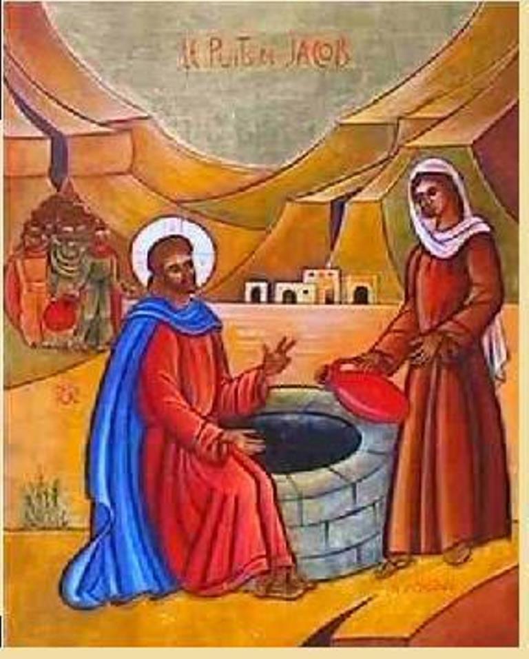Homélie pour le 3ème dimanche de carême. L'eau vive.