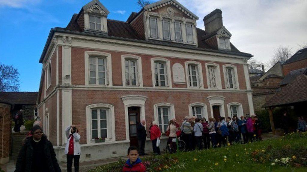 La famille Martin ; les Buissonnets, la Cathédrale et le Carmel