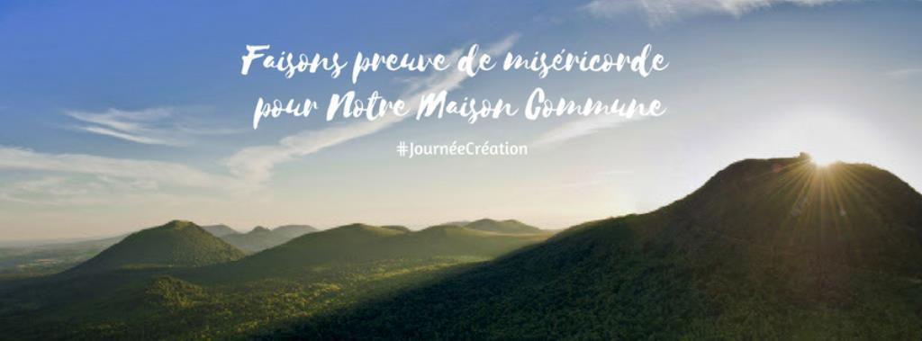 JOURNEE MONDIALE DE PRIERE POUR LA CREATION