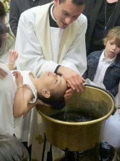 BAPTEME A MARTIGUES