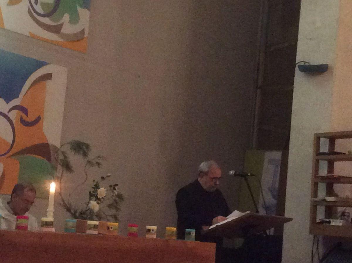 Dans le cadre de la Semaine de Prière pour l'Unité des Chrétiens, protestants, orthodoxes et catholiques ont prié ensemble.