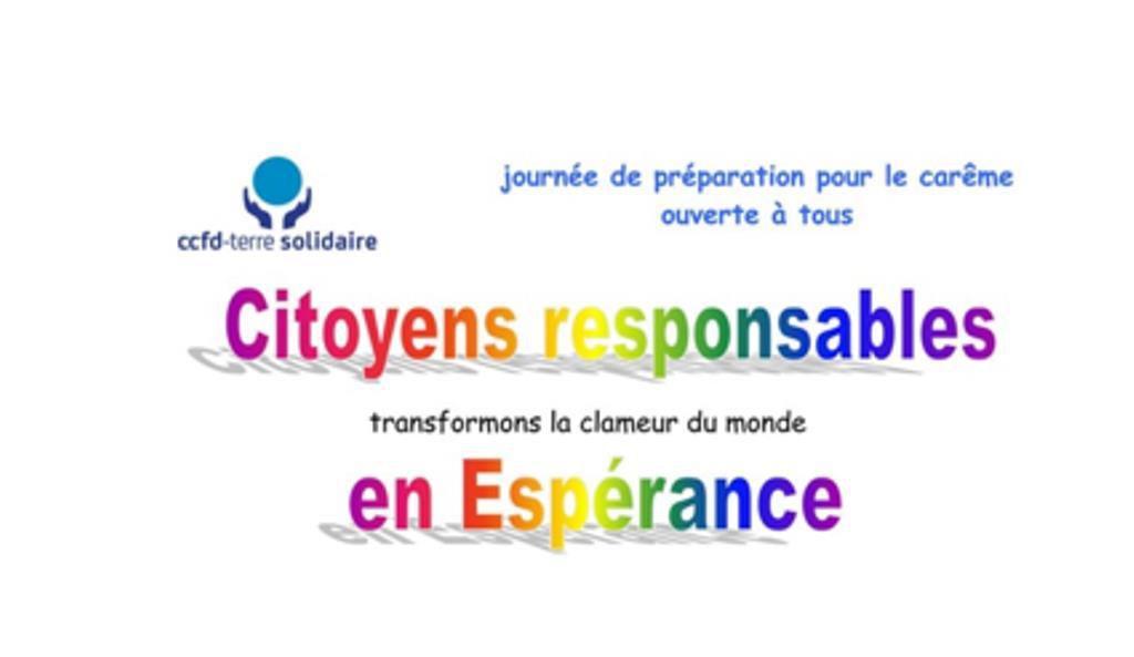 CITOYENS RESPONSABLES EN ESPERANCE
