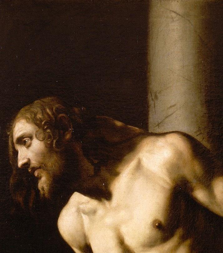 Le Christ du Caravage