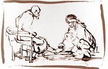 Homélie du Père Thierry Joseph Beguin pour le Jeudi Saint
