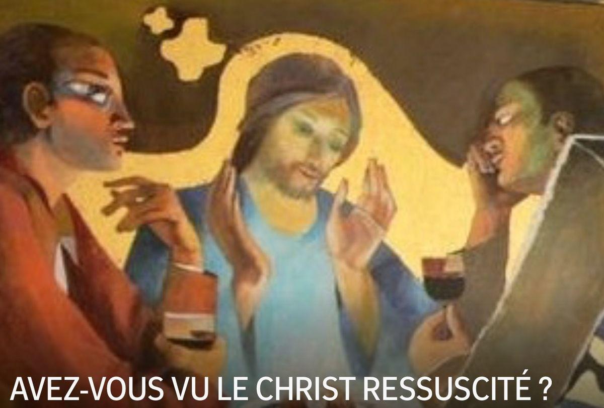 Homélie du Père Benoît Delabre pour le 3ème dimanche de Pâques