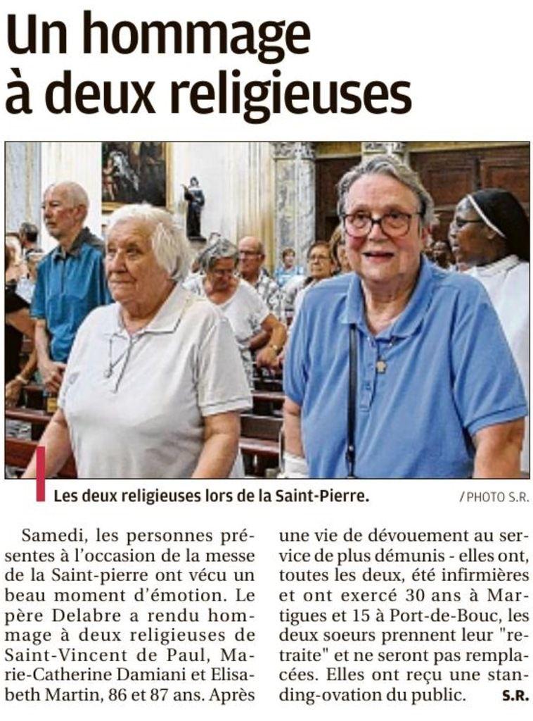 Dans La Provence d'aujourd'hui.