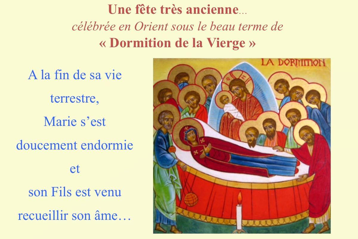 Le 15 août, l'Église célèbre l'Assomption de la Vierge Marie. Mais quel est le sens de cette fête ?