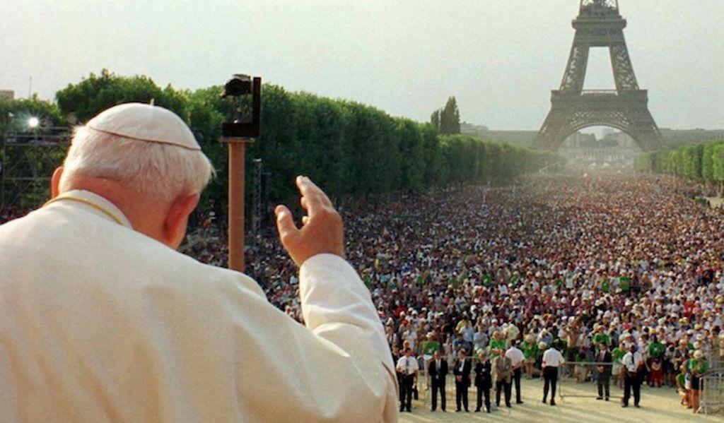 Les JMJ à Paris, nous n'oublions pas !