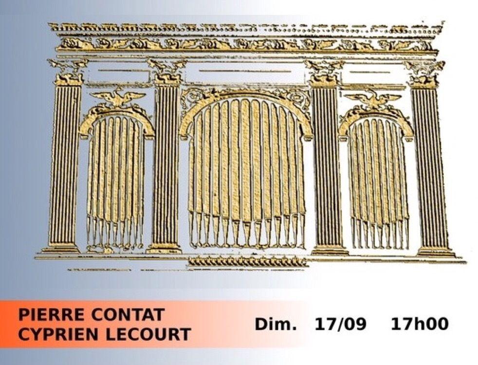 GRAND CONCERT D'ORGUE À LA MADELEINE AVEC PIERRE CONTAT