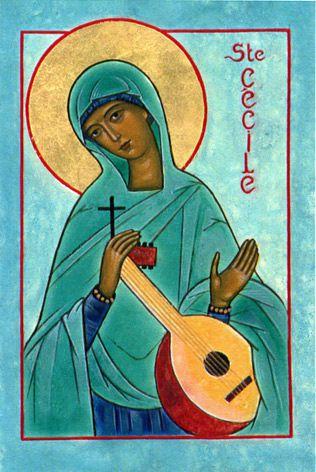 Homélie du Père Bastien Romera pour la Sainte Cécile. Trente deuxième dimanche du Temps ordinaire