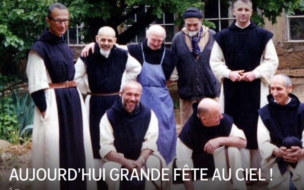 AUJOURD'HUI GRANDE FÊTE AU CIEL !