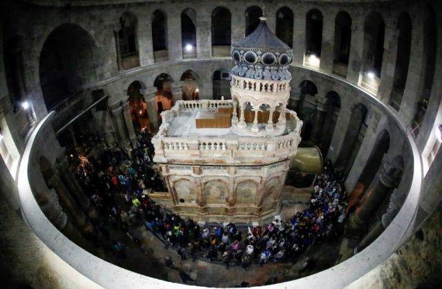 DIXIÈME ET DERNIER JOUR EN TERRE SAINTE :  JÉRUSALEM ET CÉSARÉE MARITIME
