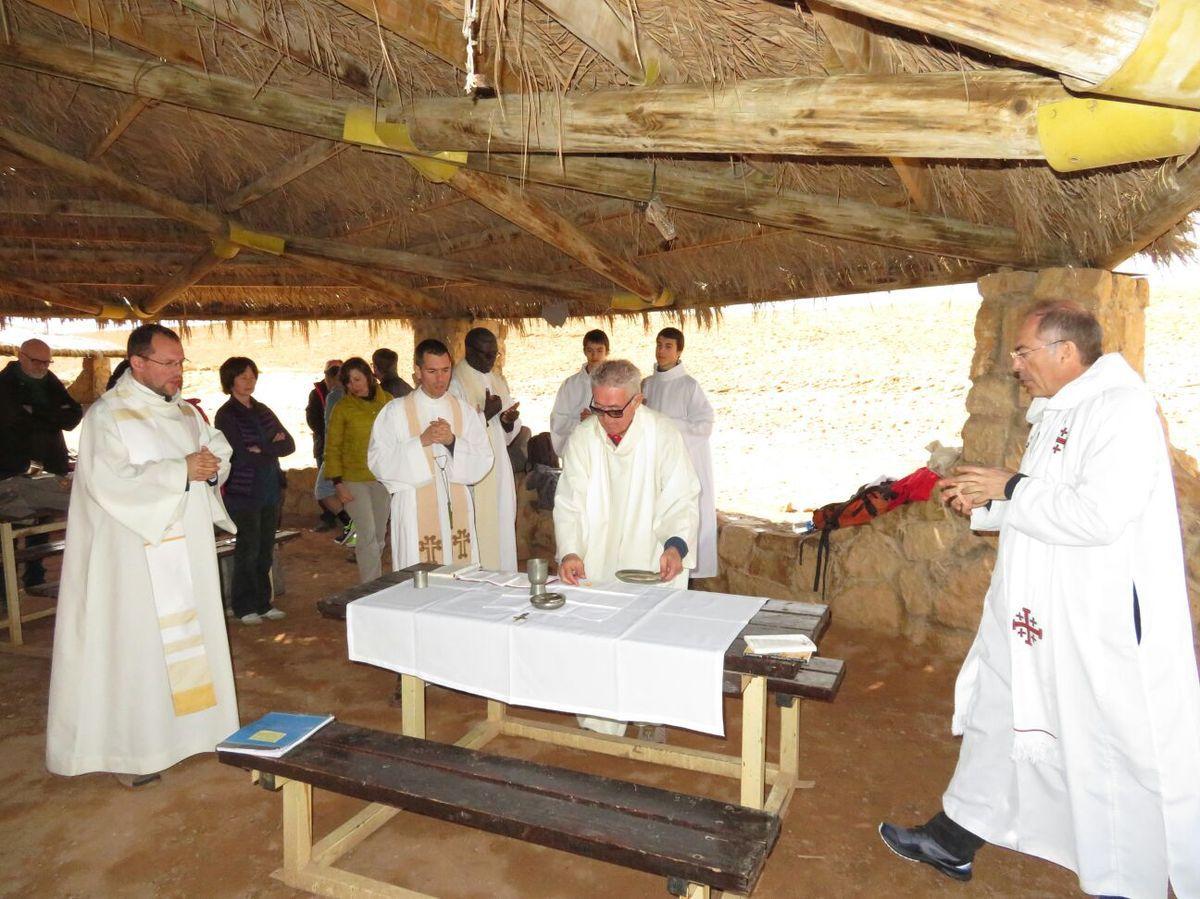 2ème messe : BEE'ROT dans le Maktech Ramon.