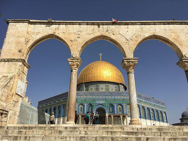 HUITIÈME JOUR EN TERRE SAINTE : JÉRUSALEM