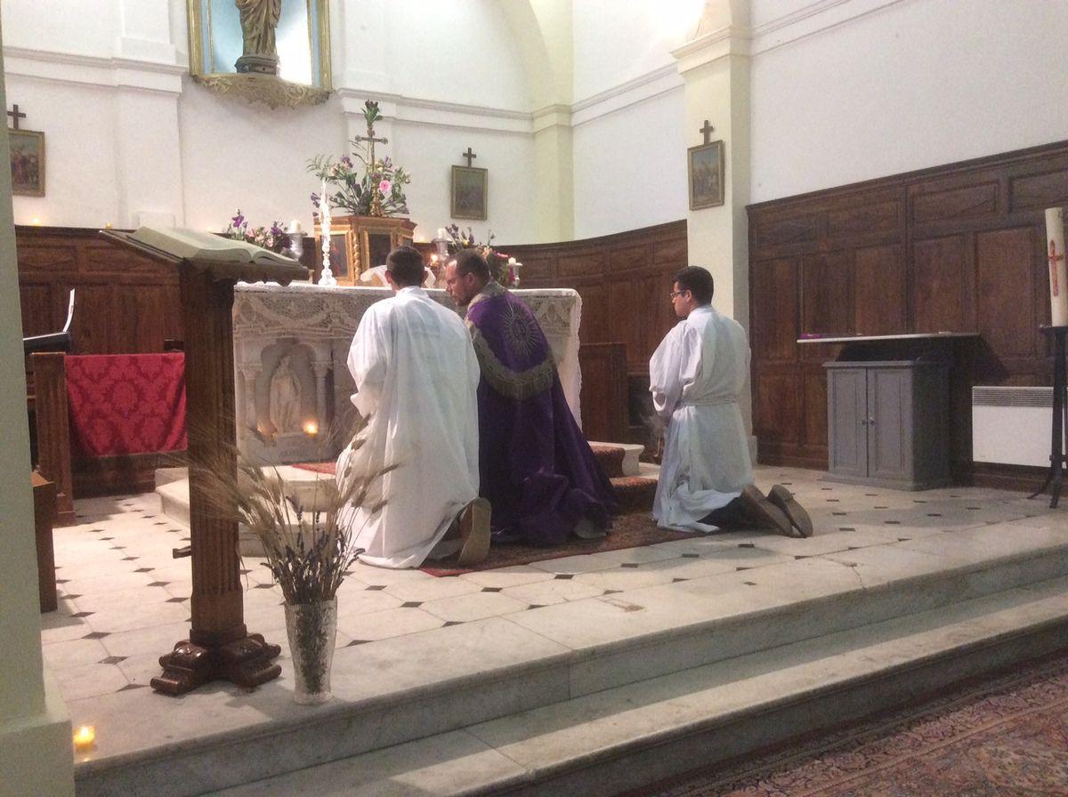 Dimanche 11 mars Eglise Saint Julien-les-Martigues