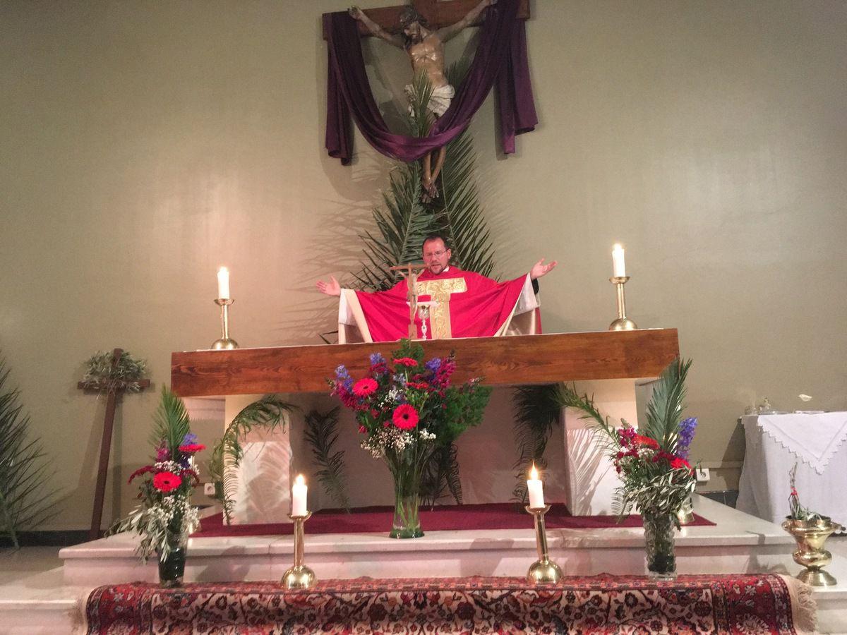 A Croix Sainte également.