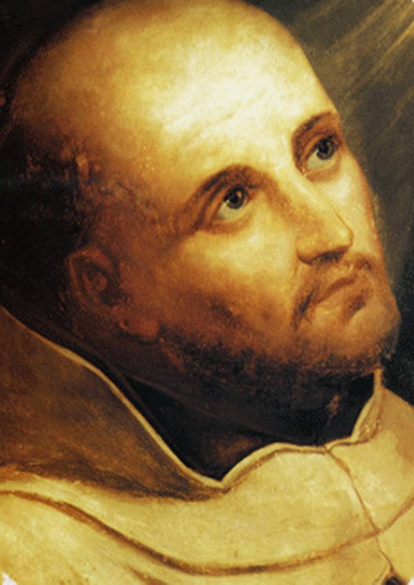 Saint Jean de la Croix.