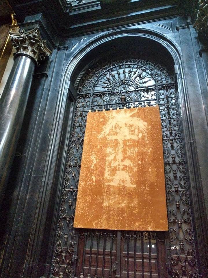 Passage du poste frontière à Montgenèvre, Visite du musée du Saint Suaire, sanctuaire de la Consolata et cathédrale Saint Jean-Baptiste de Turin