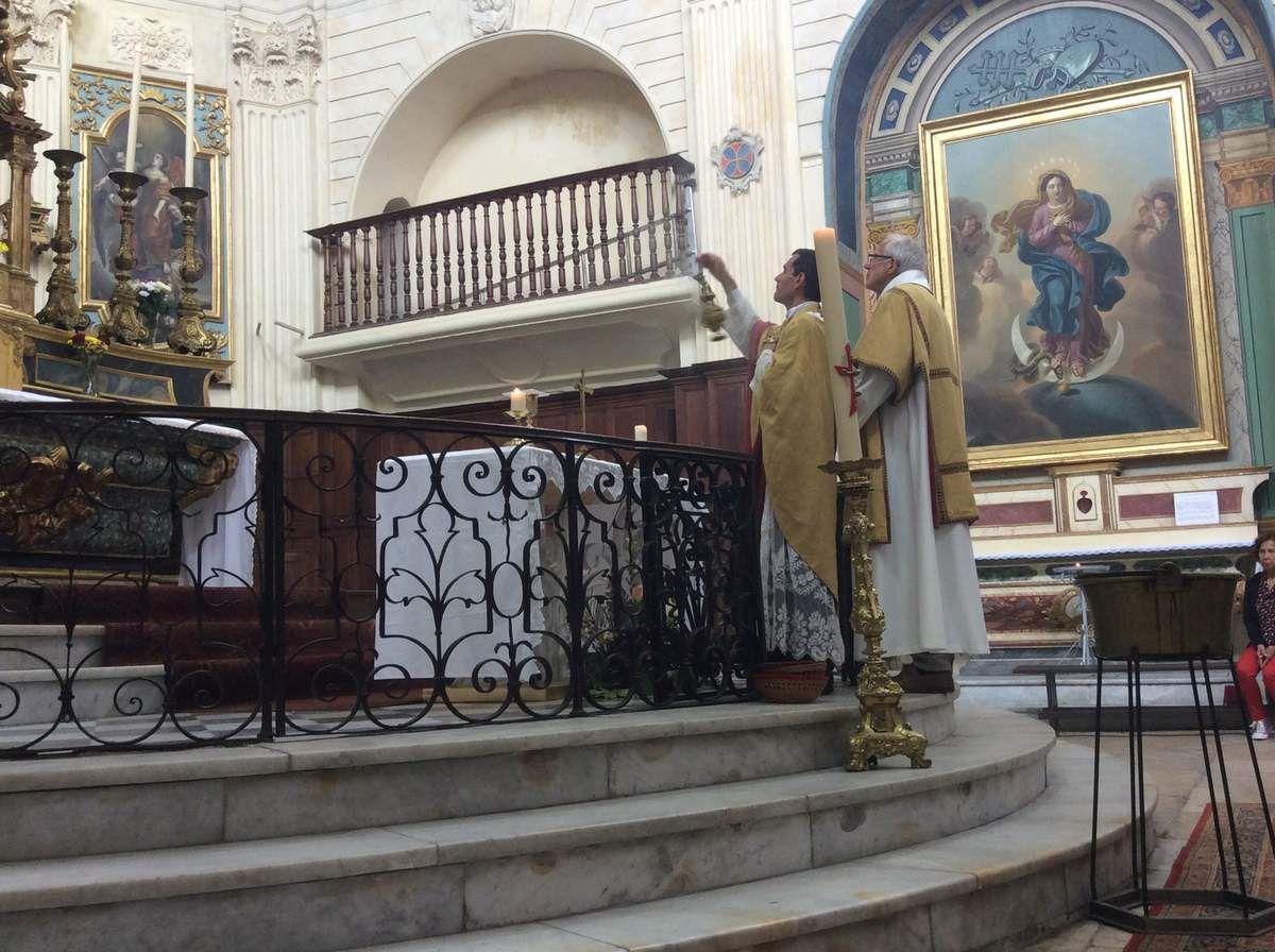 MARTIGUES ACCUEILLE LES MEMBRES DE L'ANNÉE SAINT JEAN BAPTISTE