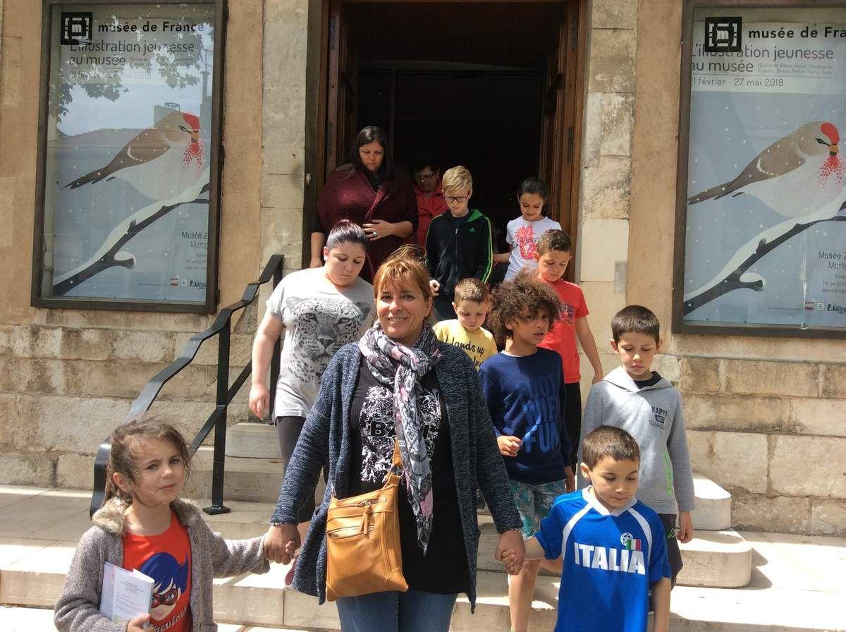 De multiples activités sont proposées aux enfants de Martigues à la Maison Saint François chaque mercredi. Tel : 04 42 49 61 38