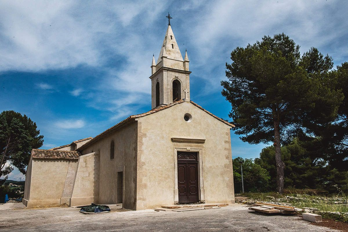 Mardi 19 juin à 18h00, inauguration officielle de l'église de Saint Pierre. Concert de l'ensemble à cordes du conservatoire, visite-conférence de Mr Patrice SALES, architecte du chantier.