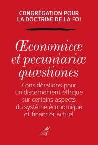 SUR LE SYSTÈME ÉCONOMIQUE ET FINANCIER ACTUEL (16)
