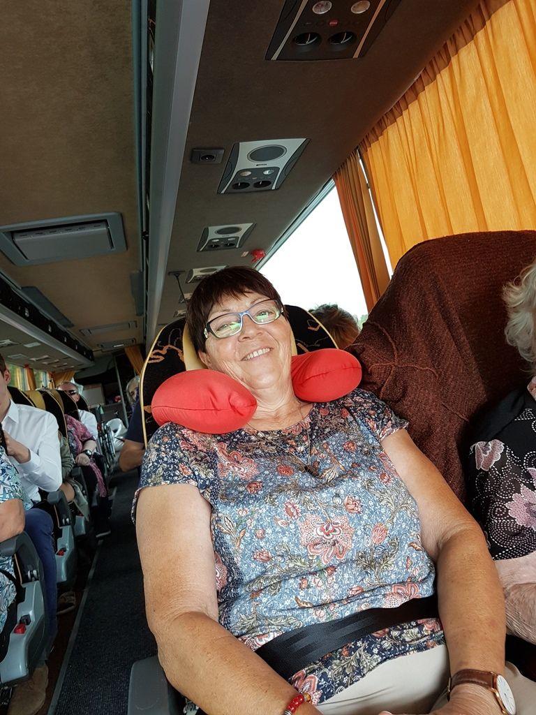 C'est parti pour le pèlerinage à Lourdes ! Un grand merci aux Martégaux qui nous ont aidés ce matin.