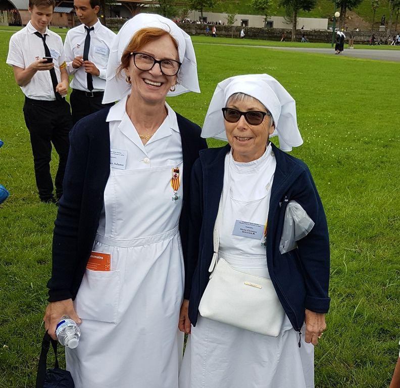 Cet après-midi en direct de Lourdes