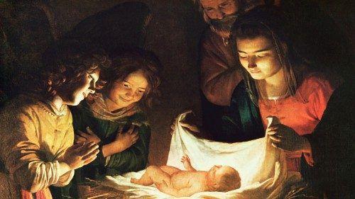Homélie du Père Bastien Romera pour la Solennité de Noël