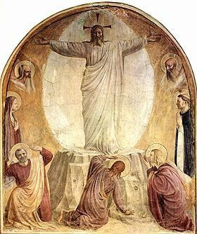 Transfiguration du Christ, Fra Angelico