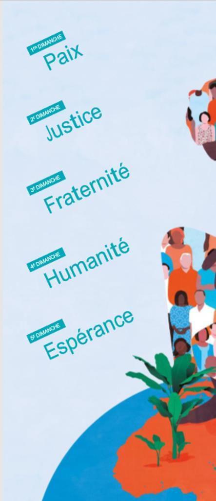 Quatrième semaine de Carême : devenons semeurs d'humanité !