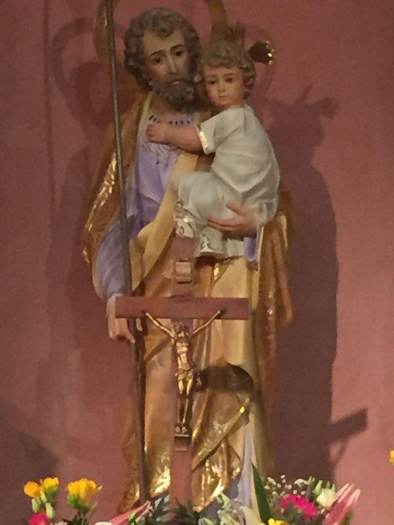Conférence du Père Thierry-François de Vregille pour la Solennité de Saint Joseph