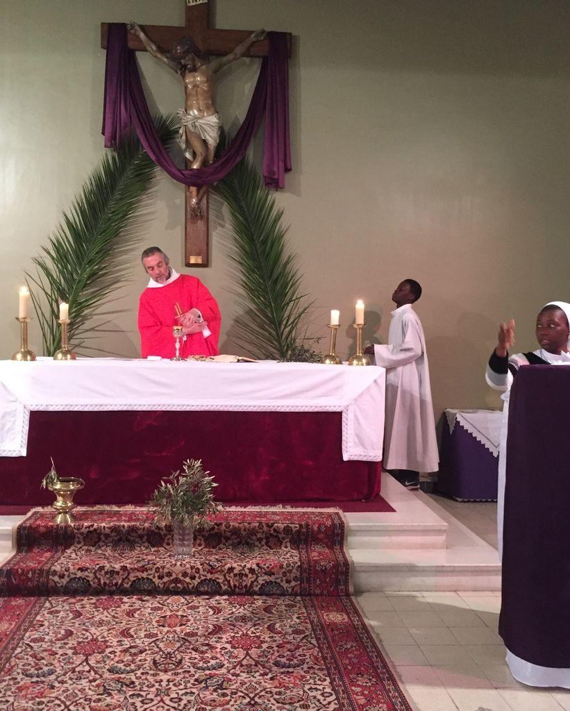 Et à Croix Sainte.