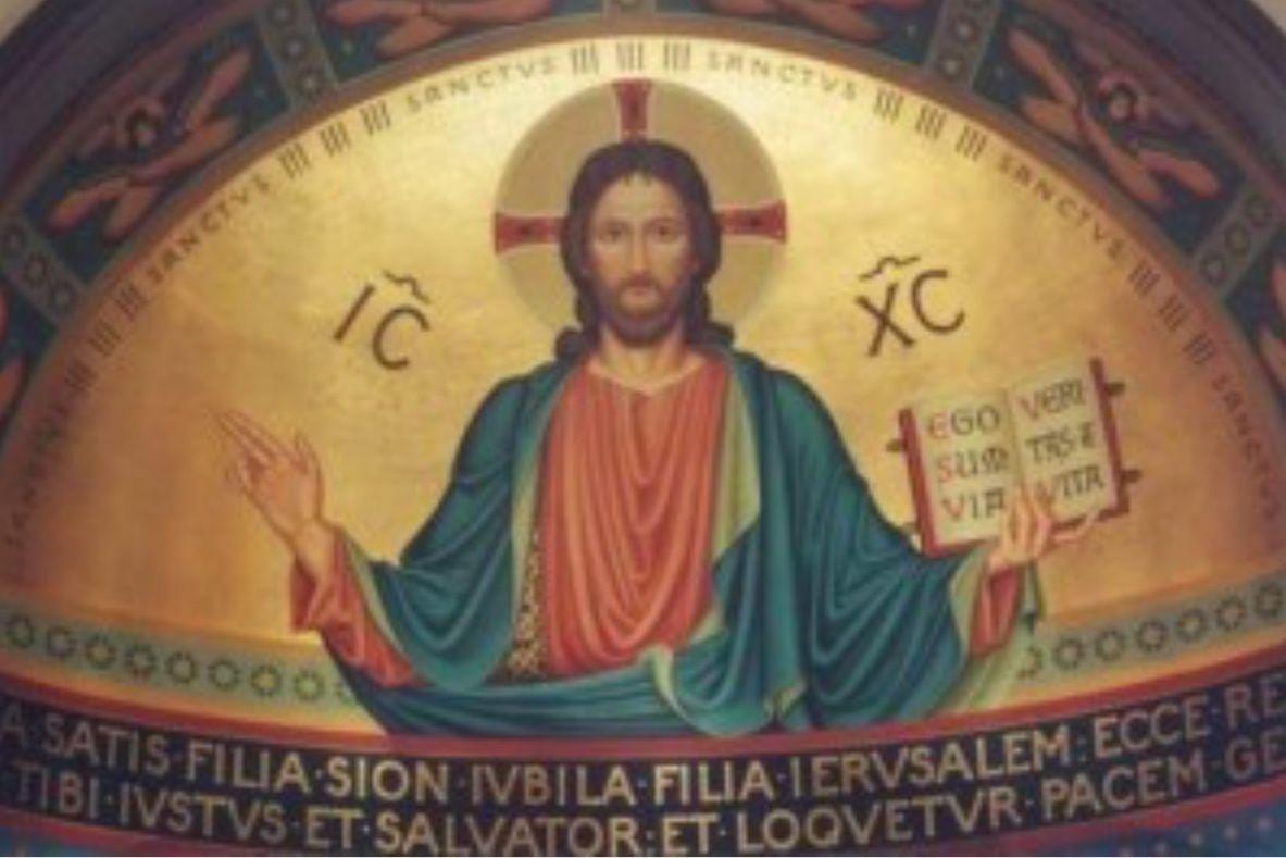 DIMANCHE 24 NOVEMBRE : FÊTE DU CHRIST ROI DE L'UNIVERS
