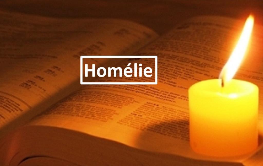 Homélie de Pierre Laurent pour le dimanche de la Parole de Dieu