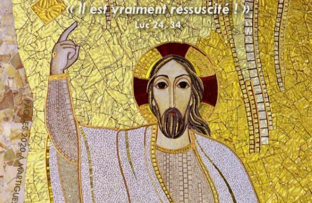 La Messe depuis La Madeleine est maintenant disponible. Nous avons de bonnes nouvelles du Père Robert Aliger. Il va bien.