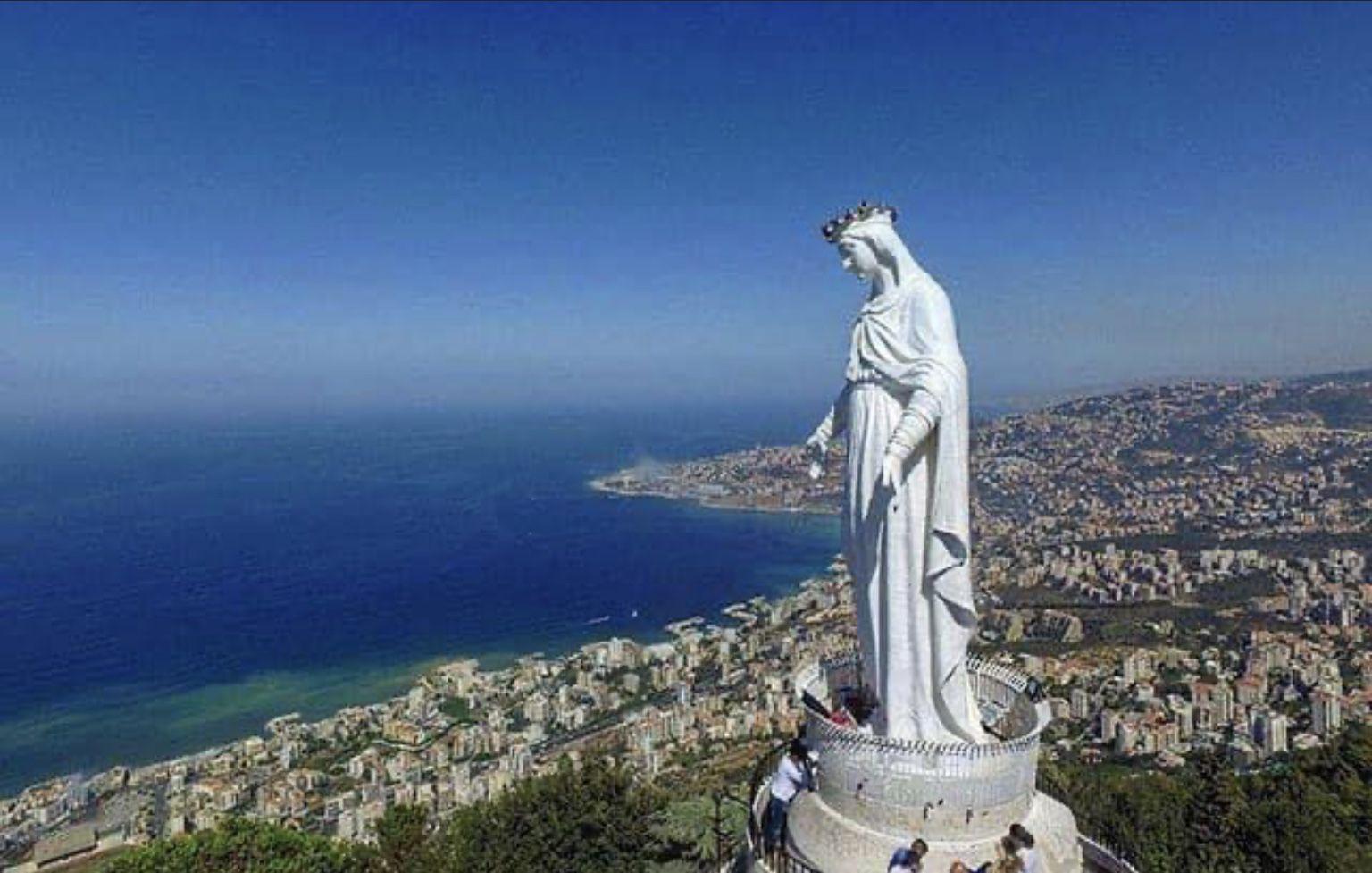 PRIÈRE À NOTRE DAME DU LIBAN