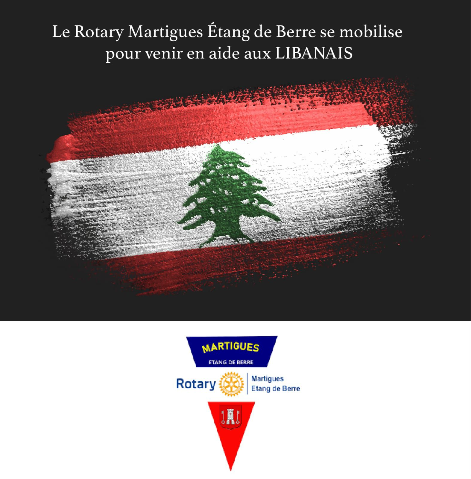 ROTARY CLUB : SOLIDARITÉ LIBAN