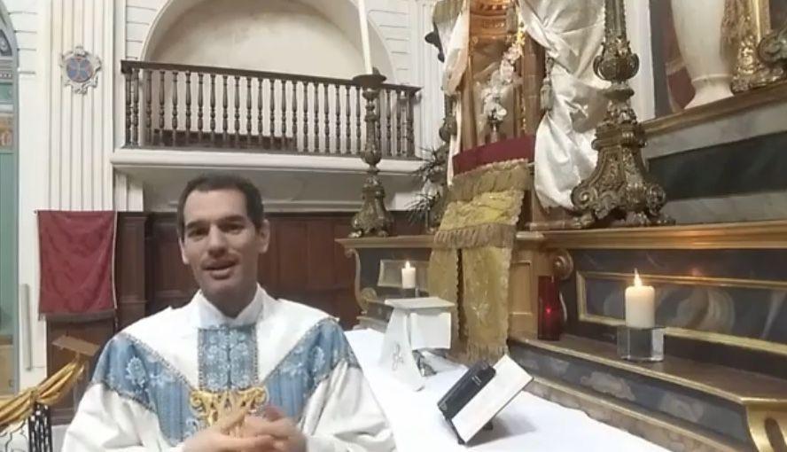 DERNIÈRES MESSES DU PÈRE BASTIEN ROMERA  À MARTIGUES