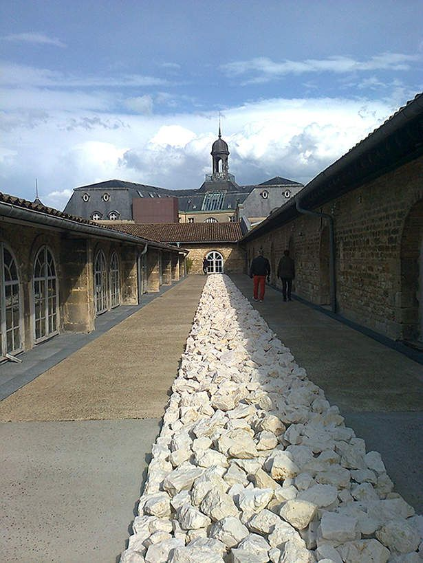un passage à Bordeaux