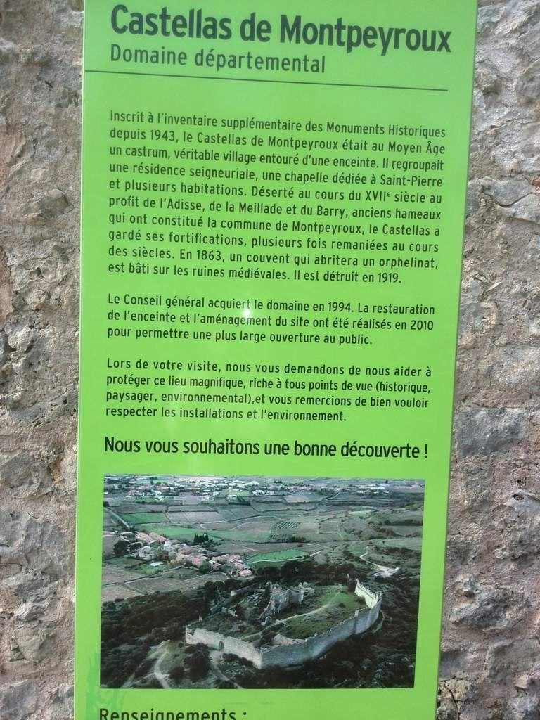Une balade à Montpeyroux dans l'Hérault