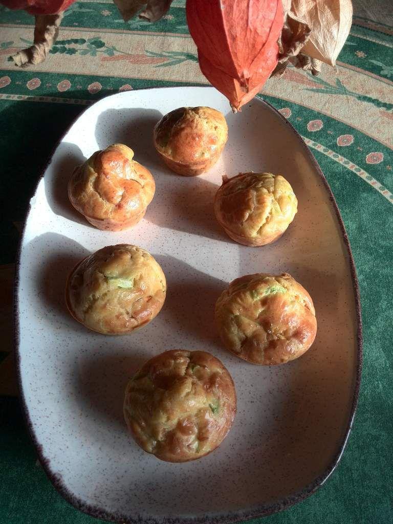 muffins de légumes