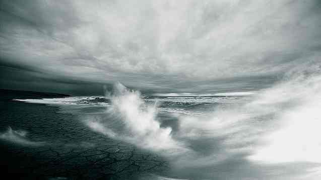 mer tempete