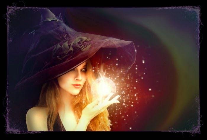 une magicienne