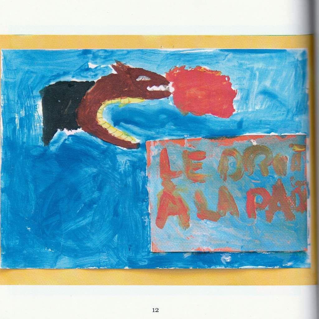 """Livre """"ECRIRE LES DROITS DE L'ENFANT"""" 2010"""
