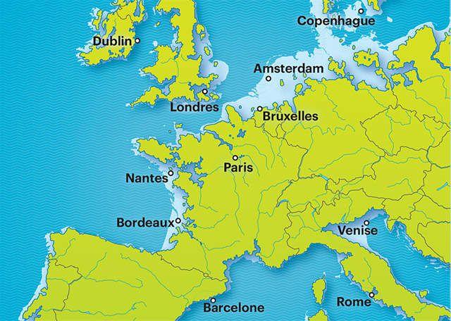montée des eaux France