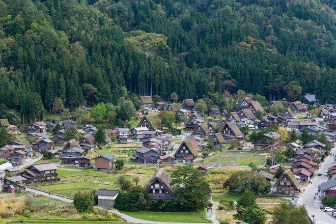 maisons japonaises
